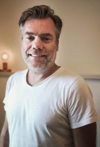 Krister Lindgren - Kroppsterapeut och behandlare på kliniken Bodywork i Malmö