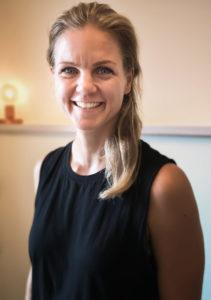 Marie Sol Sandberg - Kroppsterapeut och ägare av kliniken Bodywork i Malmö