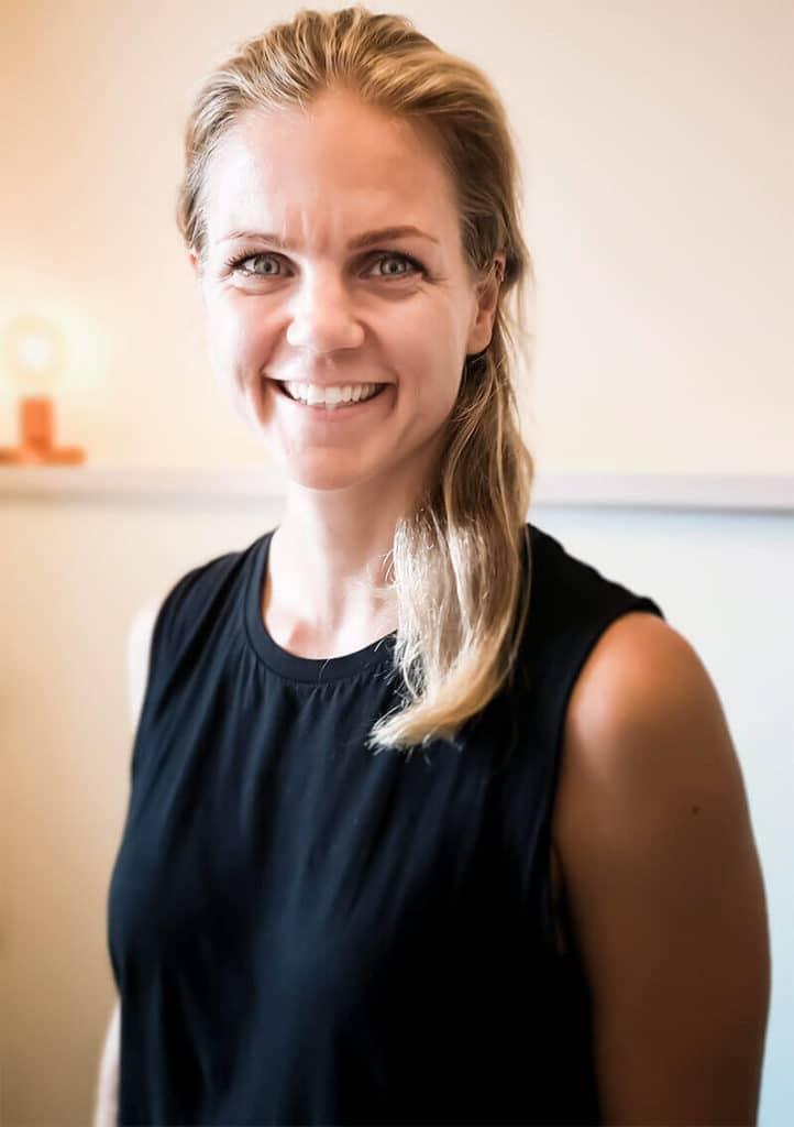 Marie Sol - Kroppsterapeut Bodywork
